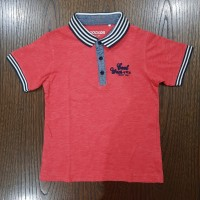 Kaos cool kids anak original polo shirt 4-5tahun