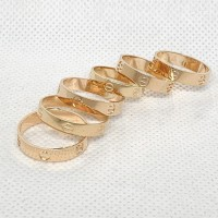 Cincin Cartier Emas Asli Cincin Wanita Cincin Emas Cartier MurahCantik
