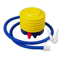 Pompa angin manual, Alat pompa angin balon 3 kepala, pompa kolam