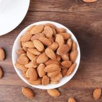 Kacang Almond Panggang Kupas - Almon Roasted Original Premium