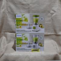 PHILIPS HR2057 Blender Plastik Daily Collection HR 2057 Juice Smoothie - Abu-abu