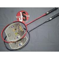 Raket Bulutangkis - Badminton Apacs RV Ziggler 35 LBS Original