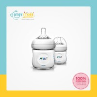 Philips Avent SCF692 / 23 Natural Baby Bottle Twin Pack 125 ml