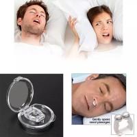 Alat Anti Dengkur Penghilang Ngorok Snore Free Magnetic Noseclip