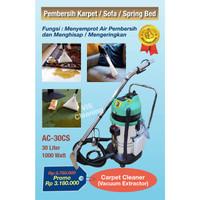Khusus lewat Cargo saja - Carpet Cleaner (Vacuum Extractor) 30 Liter