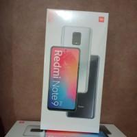 Redmi Note 9 Pro Ram 8/128 New. garansi resmi xiomi. segel no repack.