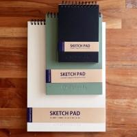 Sketch Pad Bali Artemedia A6 / A5 / A4
