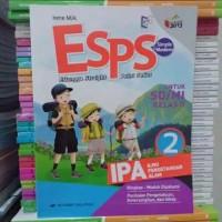 Buku Esps Ipa Kelas 2 SD K13 Erlangga