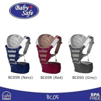 BABY SAFE BABY CARRIER HIP SEAT TODDLER / BC005