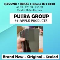 (SECOND) iPhone SE 2 SE2 2020 64GB 128GB 256GB Bekas Like New 64 128 2