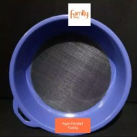 Saringan Santan Ayakan Tepung Plastik Diameter 20CM Murah