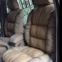 Sarung Jok Mobil Kijang LGX model Sofa Mb-tech