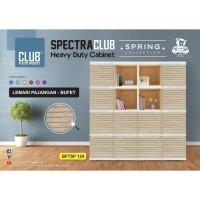 Lemari Plastik Pajangan/ Pakaian/ Barang Club Spectra 12 pintu BTFSP