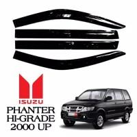 Talang Air Mobil Isuzu Panther High Quality / Aksesoris mobil Panther