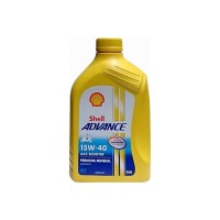 Shell Advance 4-AT AX5 Scooter Matic 15W-40 800 ml