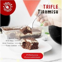 Dessert Box Family Pack ANEKA RASA by Trifle Tokyo Snap. 500ml