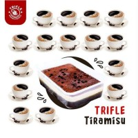 Dessert Box Medium Pack ANEKA RASA by Trifle Tokyo Snap. 350ml