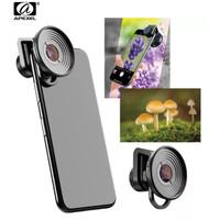 Apexel Lensa Moblie phone camera 10X macro HD 4K lens for smartphone