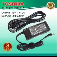 Charger Adaptor Laptop Original Toshiba Satellite C640 C650 C645 C655
