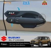 PAKET Suzuki XL-7 XL7 Cover Handle Keyless dan Outer Activo Blacktivo