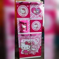 Lemari Plastik Naiba Premium Doll