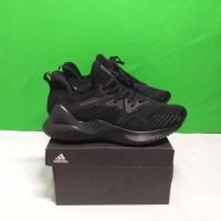 Sepatu Sneakers Adidas Alphabounce Beyond Triple Black