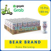 Bear Brand | Susu Beruang 1/2 Karton Isi @15x189 ML