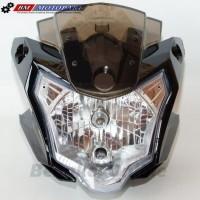 Kedok Headlamp Reflektir Lampu Depan Yamaha Vixion New Advance nva