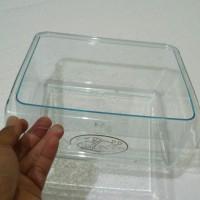 ICE bank wadah tempat es batu tempat daging kulkas polytron original