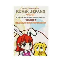 Belajar Menggambar Komik Jepang Volume 6 Binatang dan kendaraan Metod