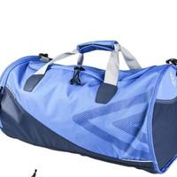 Tas Umbro Pro Training Barrel Bag - Blue