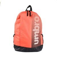 Tas Umbro Veloce Dome 3 PCKT Backpack - Orange