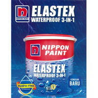CAT ELASTEX WATERPROOF 20 KG NIPPON PAINT READY MIX