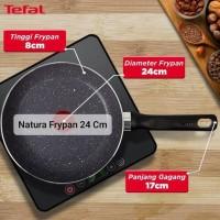Tefal Fry Pan Natura 24 cm