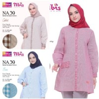 ATASAN NIBRAS NA 039 / Baju Atasan Wanita Muslim Nibras NA Terbaru