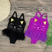 baju renang bayi kucing tutu import binatang lucu