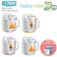 Oonew Baby Puree 4in1 Petite Series