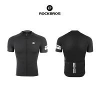 ROCKBROS RK1009 Cycling Jersey Shirt - Baju Jersey Sepeda