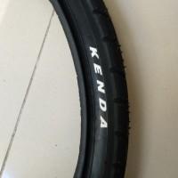 Ban Luar Sepeda Kenda 20 x 1.50 Hitam Halus
