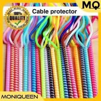 Pelindung Kabel Spiral Charger Universal Cord Protector 2 warna