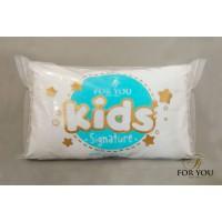 BANTAL ANAK MICROFIBER (BULU ANGSA SINTETIS) - FOR YOU KIDS SIGNATURE