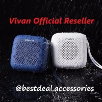 Vivan VS1 Speaker Bluetooth Waterproof Outdoor Speaker Aktif Mini