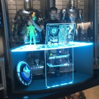 Toysbox 1/6 Workshop Scene Test Desk 2.0 for Hot Toys Tony Stark