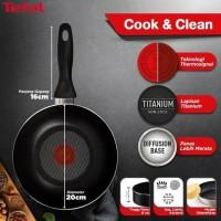 Tefal Cook And Clean Fry Pan 20 cm