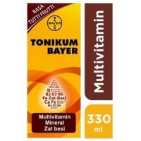 Tonikum Bayer Multivitamin Rasa Tutti Frutti 330 ml ORIGINAL