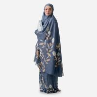 Hajj Series - Prayer Robe - Forest Blue