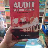 audit sektor publik ori ihyaul