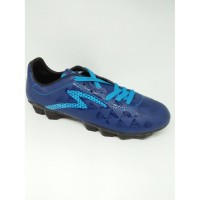 SUPER SALE!!! Sepatu Bola SPECS Quark FG Galaxy Blue Black
