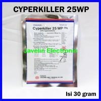 CyperKiller 25WP Anti Hama / Kutu / Serangga 25 WP 30g