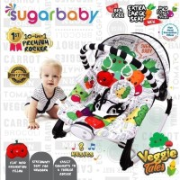 Sugar Baby Bouncer Swing Recline 10 in 1